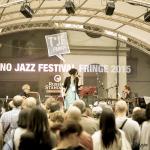 Frubers in the sky - jazz festival Torino Photo credit. Beppe Rapillo